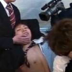 【ゲイ動画 pornhub】男子だらけの進学校で校内アナルいじめ!可愛い顔したジャニ系高校生がホモの先輩達からハメ撮り集団輪姦