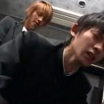【ゲイ動画 redtube】高校生のイケメンヤンキーが同じクラスで好みの可愛い男子を遅いアナルレイプする事件が発生・・