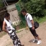 【無修正 ゲイ動画 redtube】田舎で出会ったゲイのおじさんに媚薬飲まされて青姦セックスされたノンケ観光客!
