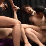 【ゲイ動画 pornhub】彼氏の目の前で別の男から掘られるイケメンゲイ!快楽の海に溺れた少年達の淫欲5Pアナルファック!