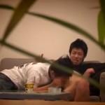 【ゲイ動画 pornhub】「え!?オナニー撮影だけですよね?」素人ノンケのガチリアクション見るならこの盗撮動画!