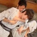 【ゲイ動画 pornhub】はだけた浴衣と少年たちの若い肌・・・ボーイズラブセックスin和室