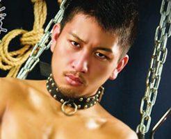 【男の潮吹きゲイ動画】これがガチの男の潮吹き!雄汁浣腸で悶えイク新人モデルの初体験!