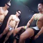 【ゲイ動画 redtube】155分間の肉体陵辱SHOW開催!汗だくだくのレスリング部員を集団でFUCK!