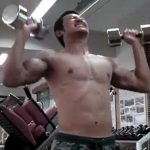 【twitter動画】体育会系男子の筋トレが見ていて気持ちい良すぎな件www