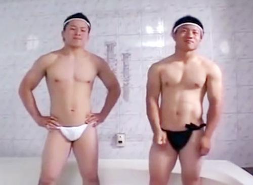 威厳 ゲイ 動画