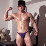 【ゲイ動画 pornhub】筋肉を付ける最高のプロテインはコレ!高タンパク低カロリーのスーパーフードを筋トレの合間にお口とケツマンで摂取w