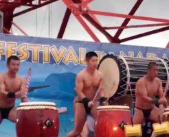 【ゲイビ無料】褌+和太鼓・・日本の伝統と肉体を同時に楽しめる最高の演奏w