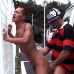【ゲイ動画 pornhub】ラグビーに青春を捧げたスポメン達が野外で花園を目指しアナルにタッチダウンw