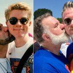 【LGBT情報】24年前とずっと変わらない愛を証明したゲイカップルの1枚の写真がSNSで大きな話題に。