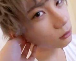 【ゲイ動画】銀髪のイケメン美少年を主観視点でムチャクチャにアナルセックスできるという神レベルのハメ撮り映像がコチラ!