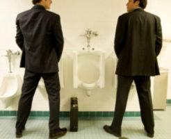 【ゲイ体験談】ノンケが知らずに入ったハッテン場トイレでオナニーした結果→男初体験までの軌跡
