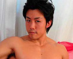 """【ゲイ動画】ガチムチBODYのセクシービースト""""皐月優一""""のもっこりマッスルを視姦せよ!!"""