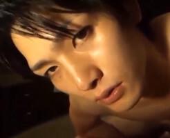 【ゲイ動画】イケメン王子のガン掘りセックス最高!スジ筋野郎の顔面にザーメンコーティング!